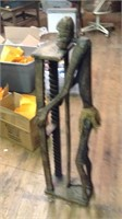 47 inch primitive Look Cd Holder