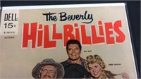 Vintage dell the Beverly hillbillies comic book