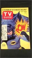 1966 Batman TV guide
