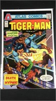 Atlas comics tiger man number three