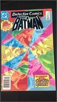 DC detective comics number 535