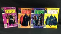 Marvel Star Wars return of the Jedi 1-4