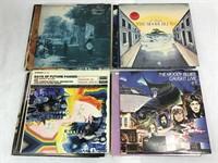 19 VTG Moody Blues Albums 1960-80