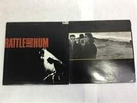 1987 & 1988 U2 Albums