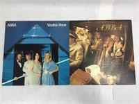 9 VTG ABBA Albums 1974-1980