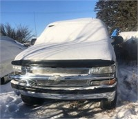 Online Timed Auction - December 31, 2020 (Salvage Cars)