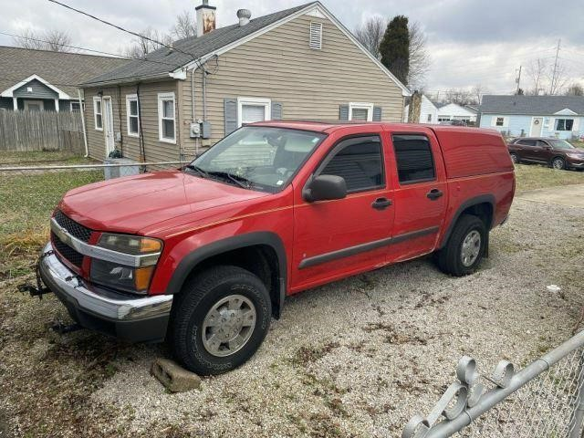 2006 Chevy Colorado LT 4WD Crew Cab Pick Up Truck