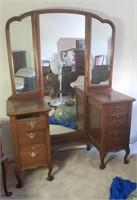 Furniture, W/D, TVs. Books, Patio Furn, Sm Appliances