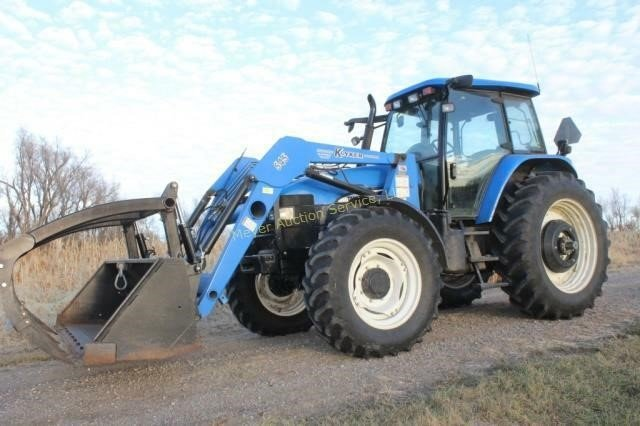 New Holland TM140 - Only  2148 hours