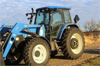 2004 New Holland TM140 - Only  2148 hours