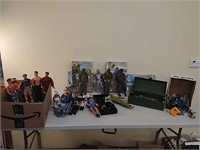 684 Toys,Bicycles,Antiques, Ammo and Collectables
