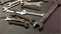 Wrench lot