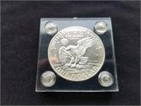 1973 S Eisenhower Silver Dollar