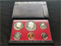 1974 US Proof Coin Set