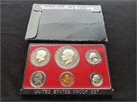 1975 US Proof Coin Set