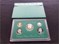1995 US Proof Coin Set