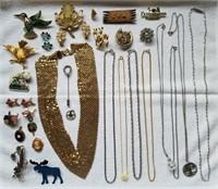 Assorted Jewelry 1 Lot