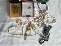 Jewelry Box w/ Contents