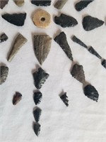 Arrowhead Collection Found in AZ
