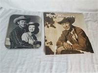 Roy Rogers Calendar & Mouse Pad