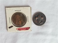 Roy Rogers Lucky Pieces