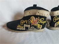 Roy Rogers & Trigger Boots