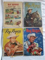 Roy Rogers Comic Books 1 Lot