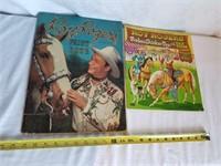 Roy Rogers & Dale Evans Kids Books