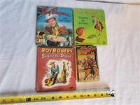 Roy Rogers Kids Books 1 Lot