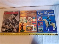 Roy Rogers Collectible Books & Magazine 1 Lot