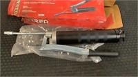 (5) Urrea Heavy Duty Grease Guns 2369
