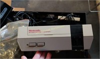 Nintendo and games (as found not tested)