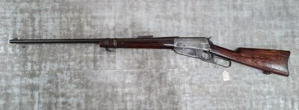 Winchester 1895 .30 Cal Army Musket