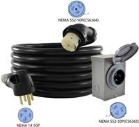 Conntek GIB1450-025 Duo-Rain Seal 50Amp