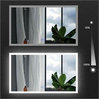 Decoraport LED Mirror, 48x28 in