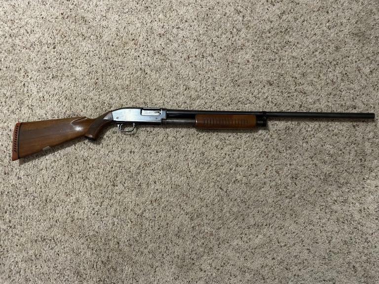 JC Higgins Shotgun