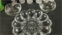 Miscellaneous Crystal and glass lot