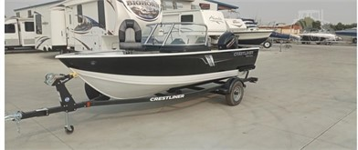 Crestliner 1600 Vision For Sale 2 Listings Tractorhouse Com Page 1 Of 1