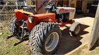 Tractor,  Farm Implements, Hunting Items Auction