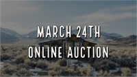 March 24th, 2021 Online Auction