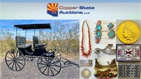 Online Collectilbe Auction-Wickenburg, AZ 85390 Ends 1/10/21