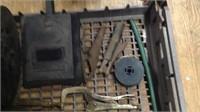 Solar 2120 wire feed welder & accessories