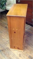 Vintage shelf with drawer