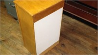 31 inch wooden cupboard