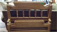 2 vintage twin size bed frames