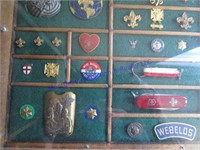 PIN COLLECTION ON BOARD