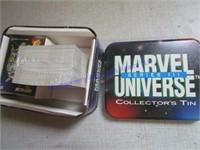 STAR WARS, HULK, MARVEL UNIVERSE
