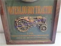 WATERLOO BOY CLOCK