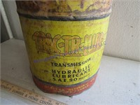 TRAC-TR- LUBE CAN