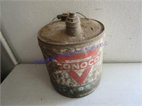 CONOCO OIL CAN